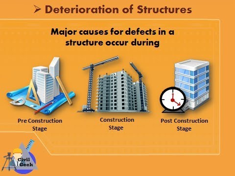 Concrete Damages Causes and Solution