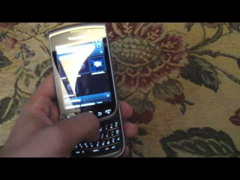 Blackberry Torch 4G (9810) Unboxing