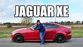 Jaguar XE 2020 (ENG) - Test Drive and Review
