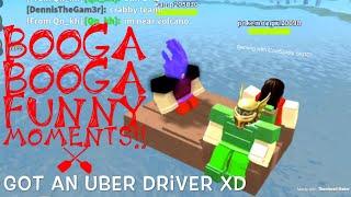ROBLOX Booga Booga | BOOGA BOOGA FUNNY MOMENTS + FAILS!!!