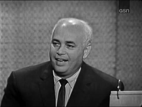 What's My Line? - Allen Funt; Tony Randall [panel] (Sep 15, 1963)