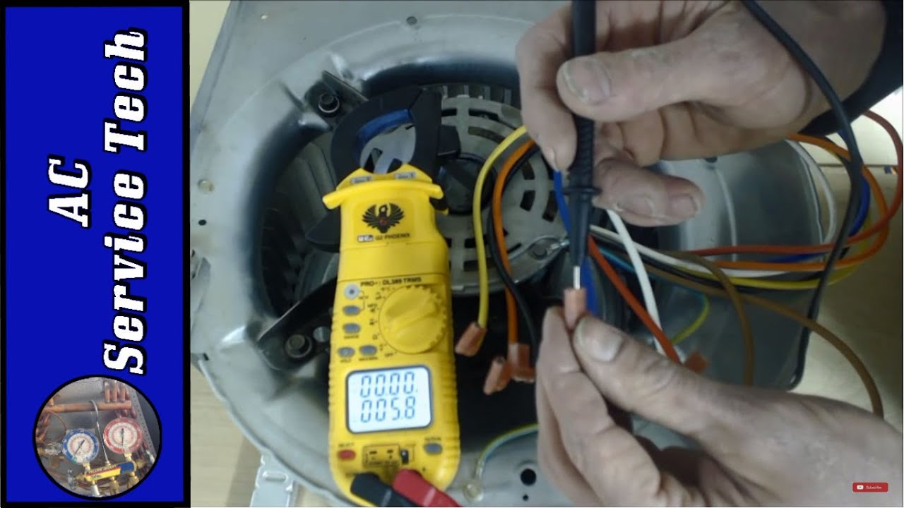 Explained! HVAC Furnace Blower Motor Wire Color Speeds