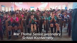Mar Thoma Senior Secondary School Kozhenchery