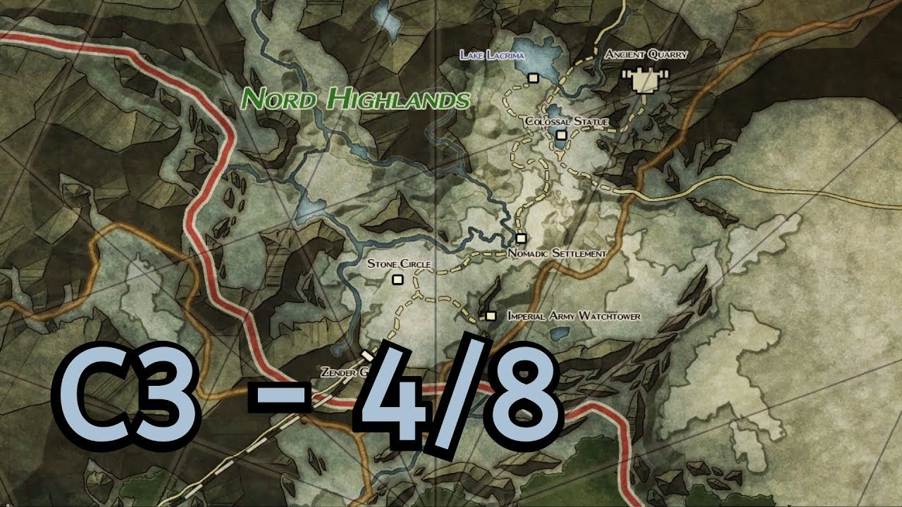 Trails Of Cold Steel World Map.Trails Of Cold Steel Pc Story Walkthrough Chapter Three 4 8