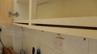 Fixing A Sagging Wall Shelf