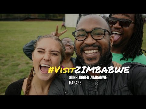 Carl's Travel Vlog #33 First Thing I did in Zimbabwe