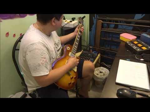 guitar-recording-with-yamaha-mg10xu-mixer-via-usb.