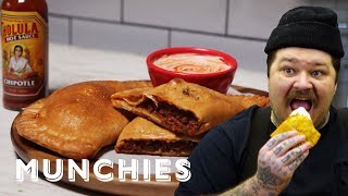 How-to Make a Pizza Pocket with Matty Matheson
