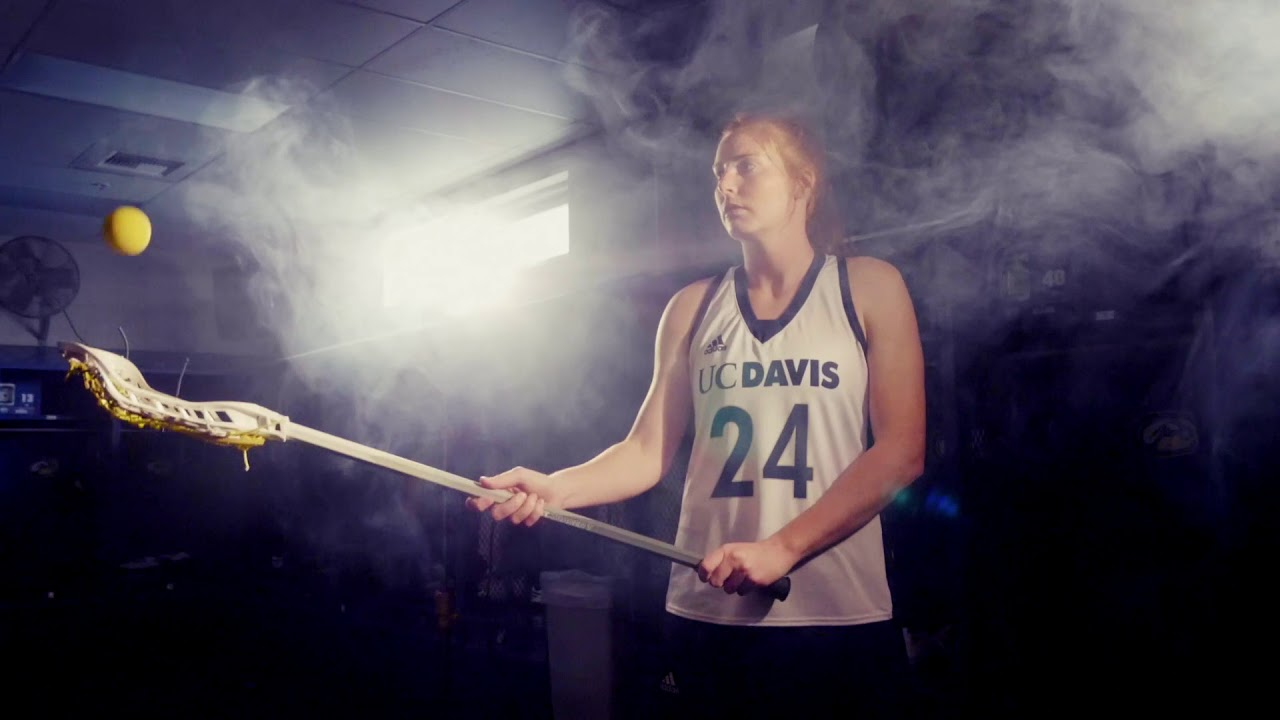 UC Davis Women's Lacrosse Entrance