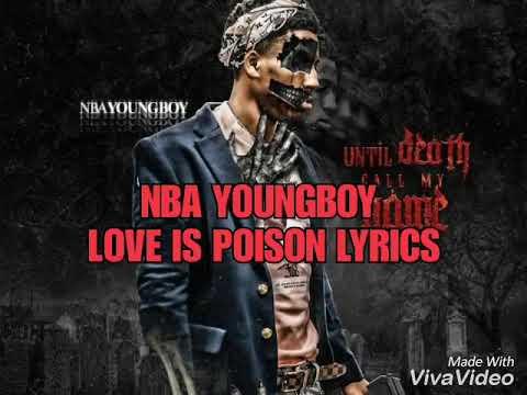 NBAyoungboy Love is poison lyrics