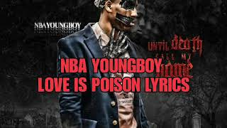 Nbayoungboy Love Is Poison