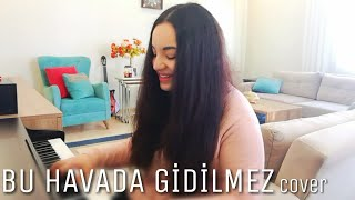 Özge Türkarslan - BU HAVADA GİDİLMEZ (Manuş Baba) Video