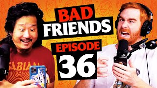 President Lee Addresses the Nation and Santino Is Back! | Ep 36 | Bad Friends