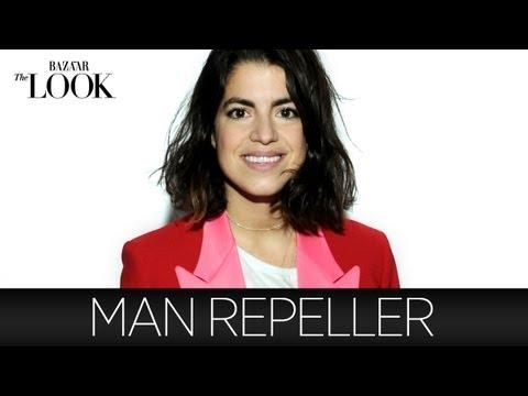 Inside Man Repeller's Shoe Closet & Her First Magazine Job   Harper's Bazaar The Look