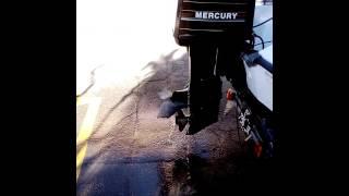 mercury 40cv apres reglage maison