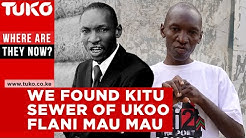 We found Kitu Sewer, one of Kenya's best Hip Hop artist. Where is he now?  | Tuko TV