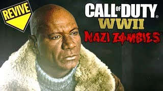 WWII ZOMBIES w/ RANDOMS Gameplay (The Final Reich) Call of Duty WWII