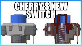 Cherry Finally Makes a New Switch: MX Red Low Profile