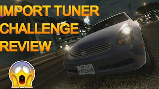 Import Tuner Challenge Review XBOX 360
