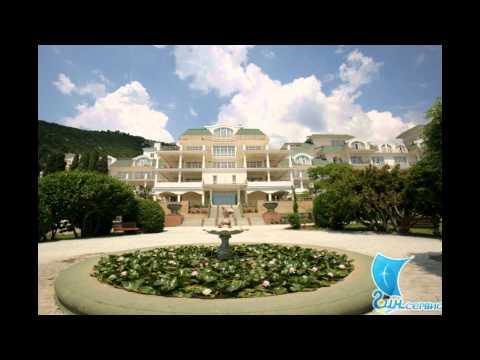 топ 10 лучших отелей Крыма