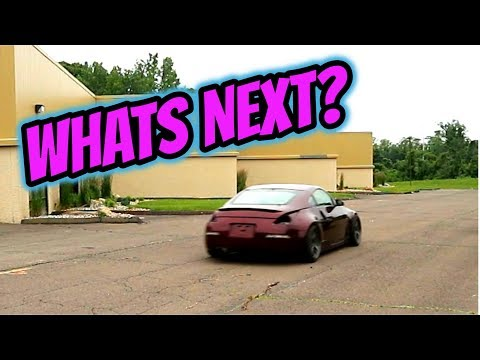 LS SWAP 350Z FIRST DRIVE!!!
