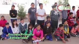 Cultura del Agua en la Escuela Primaria Solidaridad