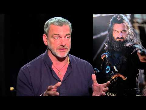 Ray Stevenson Interview