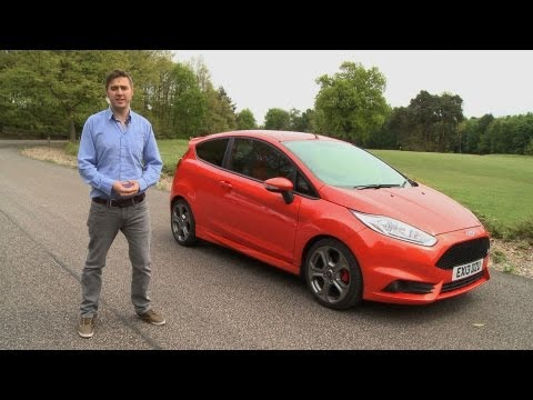 2013 Ford Fiesta ST review - What Car?