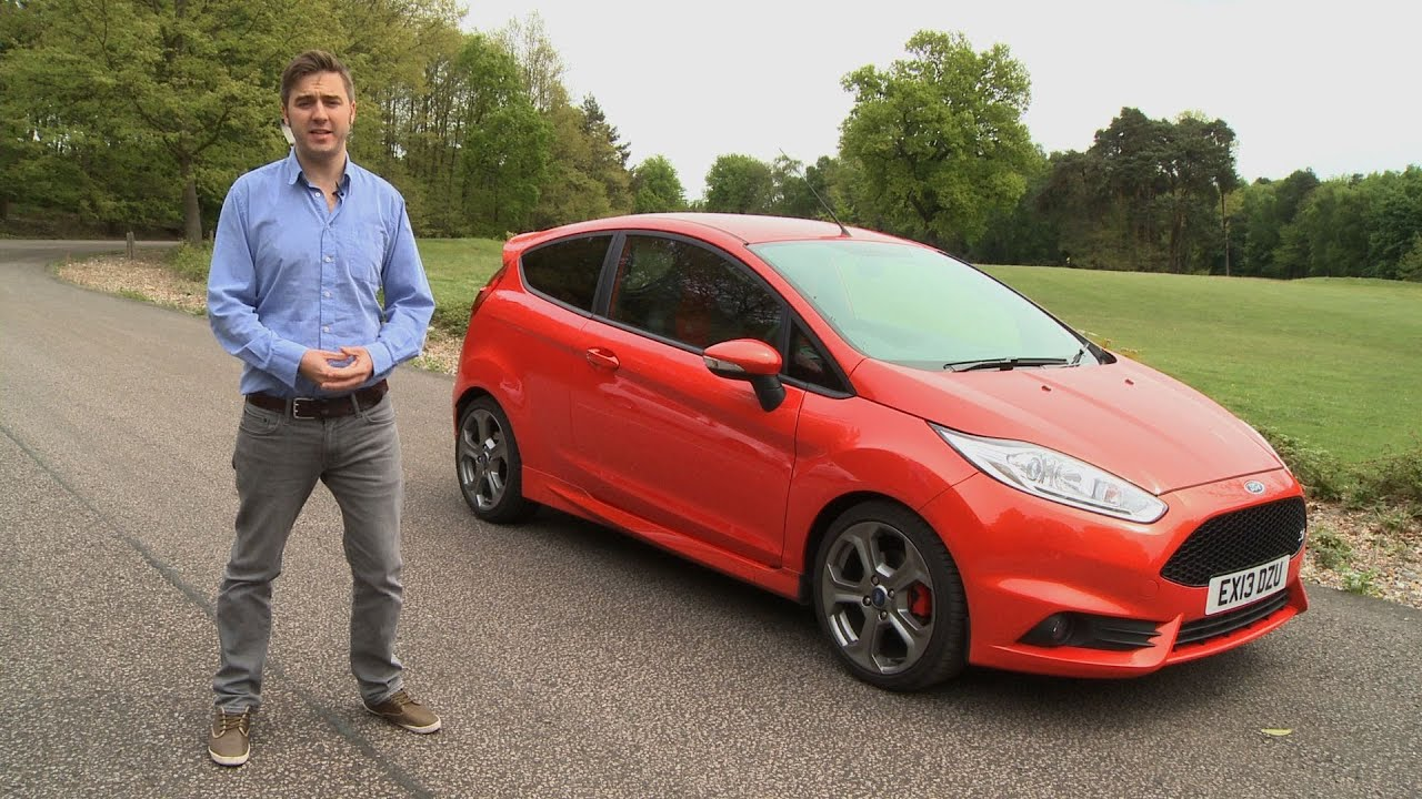 2013 Ford Fiesta St Review What Car Youtube