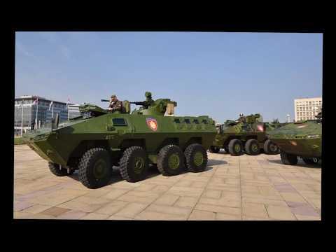 Serbian Armored Vehicle/Lazar 3