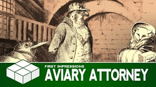 Aviary Attorney | PC Gameplay & First Impressions