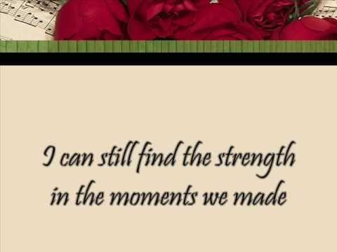 Leona Lewis - Yesterday Lyrics