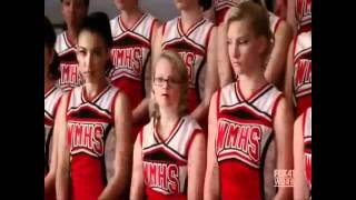 Glee Cheerios- Bring it On