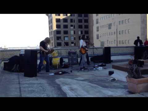 SOUTHBOUND DRIVE LIVE IN HOUSTON - ROOF OF ST. GERMAIN PENTHOUSE