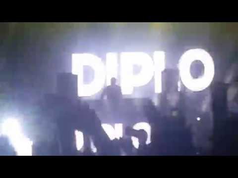 DJ Diplo, 8/4/2016, Pioneer Park, SLC, UT