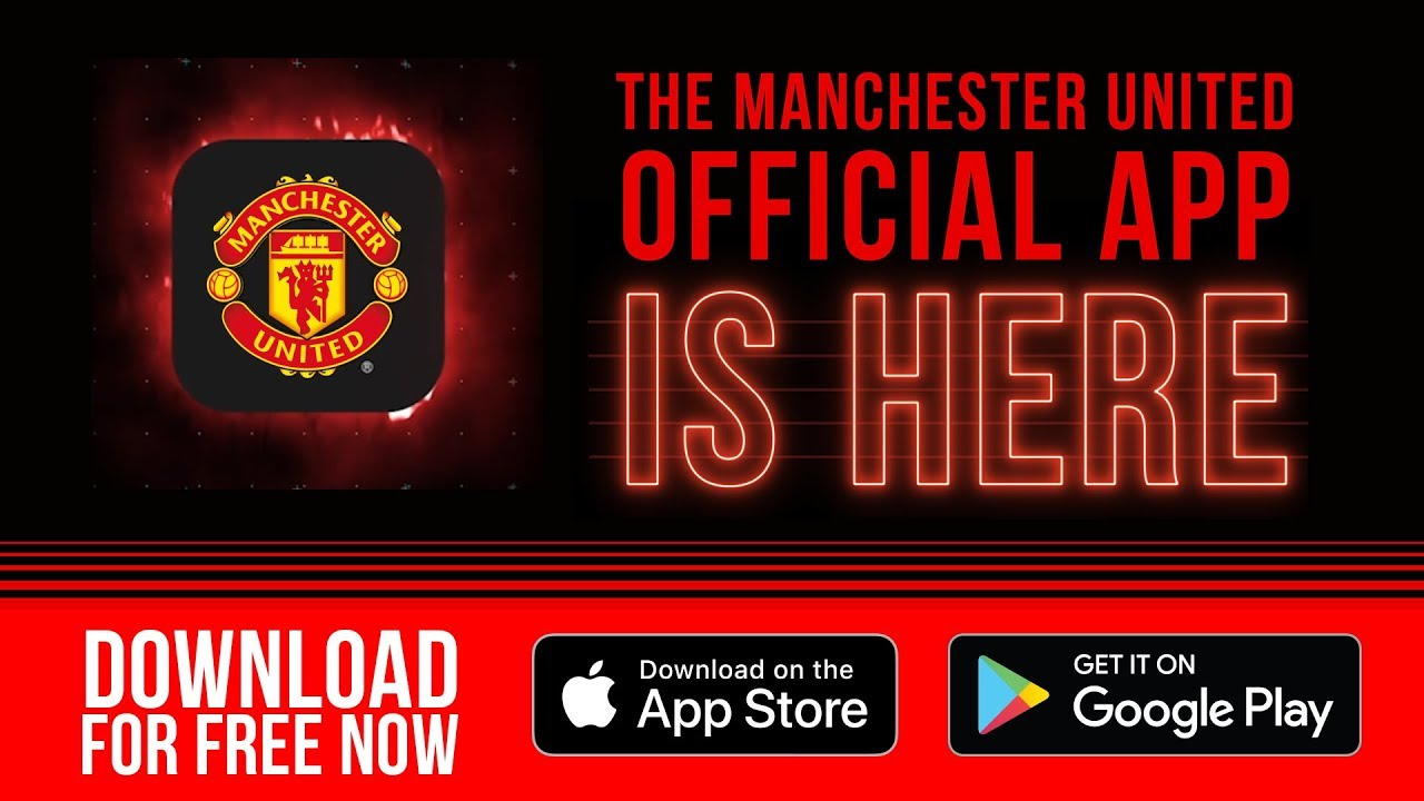 Manchester United Official App Download For Free Ios Android