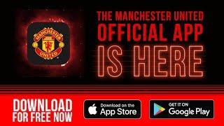 मैनचेस्टर यूनाइटेड आधिकारिक ऐप | मुफ्त में डाउनलोड करें! | आईओएस और एंड्रॉइड screenshot 1