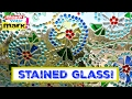 How to: Easy Stained Glass Window
