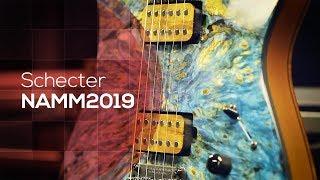 Schecter 2019 - te gitary robią wielkie wrażenie (NAMM)