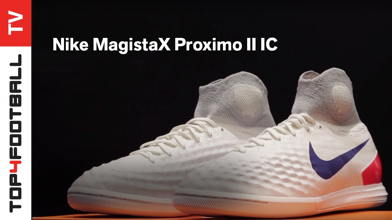 buy popular dea07 c8ec6 TOP4FOOTBALL UNBOXING - Nike Magistax Proximo II IC