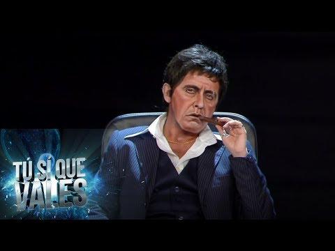 Tu Si Que Vales - Lucia Pittalis - ottava puntata