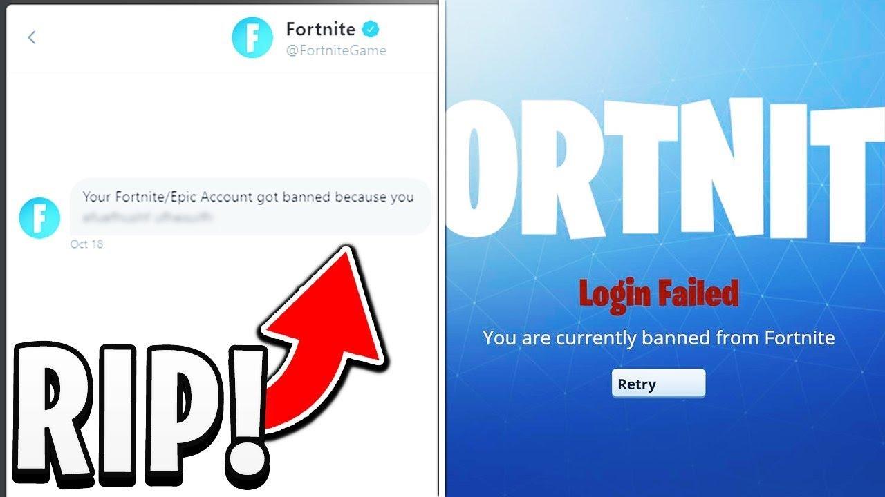 Bigfoltz Banned Fortnite