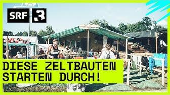 Heitere Openair: Hüttenzauber mit Massenschlag | Festivalsommer 2019 | Radio SRF 3