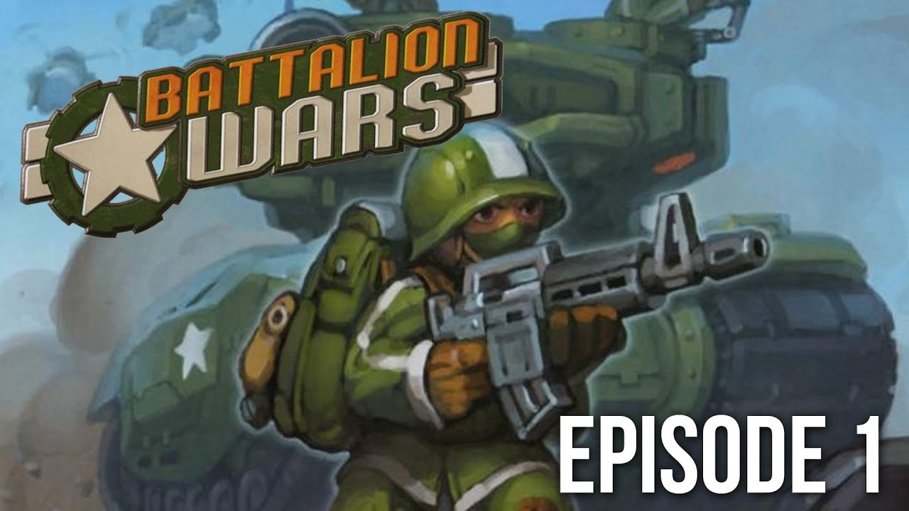 Download Battalion Wars: Episode 1 | Basic Training