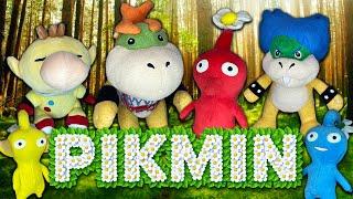 Bowser Junior's Pikmin! - Super Mario Richie