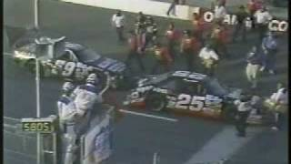NASCAR Busch Series at Rougemont 1994: (pt.10/11)