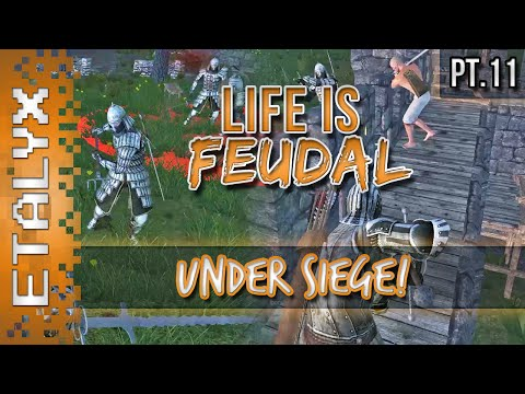 how to build a house life is feudal