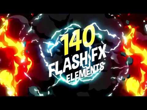 140 flash fx elements free download