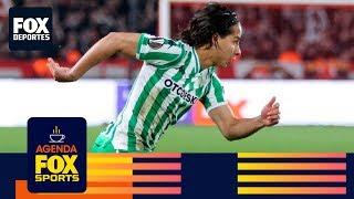 Agenda FS: Andrés Guardado contó qué siente Diego Lainez