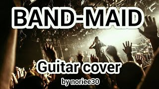 BAND-MAID  So,What?  cover